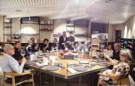 Cartoline dal 929mo Meeting VG @ LoRo Restaurant - Trescore Balneario (BG) - Chef/Patron Pierantonio Rocchetti, Patron Francesco Longhi