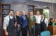 Ristorante Texture - Mandello del Lario (LC) - Chef/Patron Stefano Binda, Patron Silvia Nessi