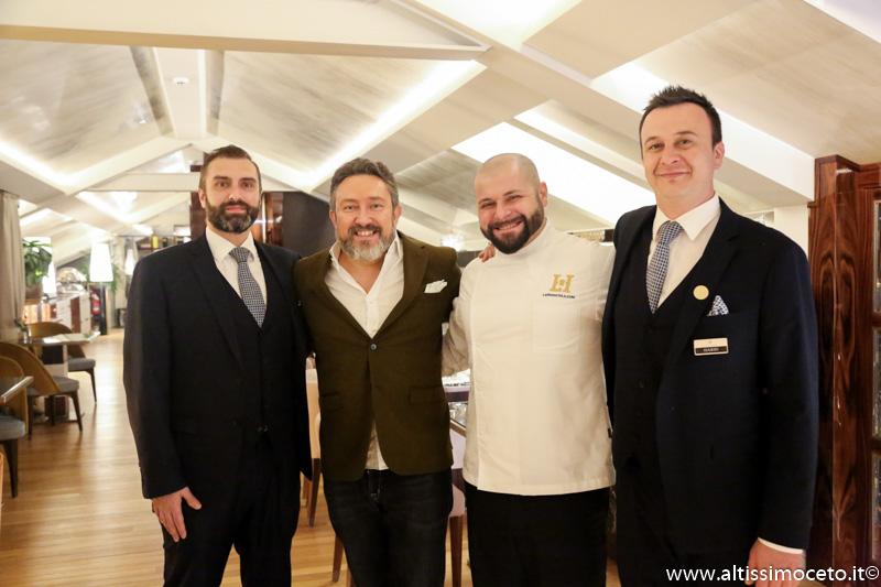 Hotel Vista Palazzo Como e Ristorante Sottovoce - GM Cristina Zucchi, Chef Stefano Mattara