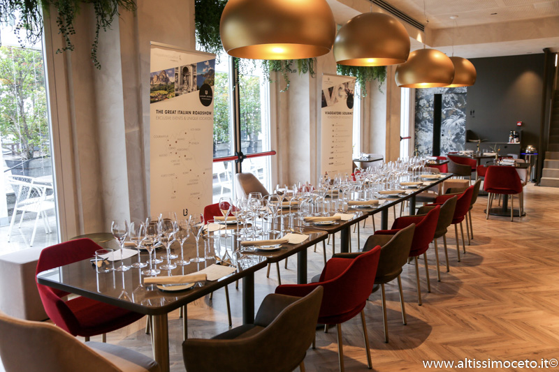 Cartoline dal 942mo Meeting VG @ Restaurant N10 - Milano - Chef Corrado Michelazzo