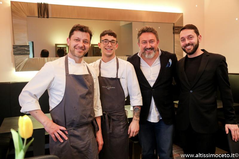 Ristorante Per Me - Roma - Chef/Patron Giulio Terrinoni