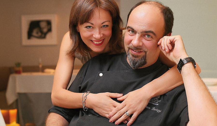 Ristorante Parizzi – Parma – Chef/Patron Marco Parizzi, Patron Sommelier Cristina Parizzi