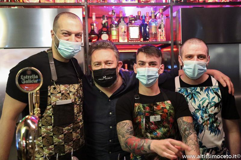Carico Milano - Patron Dom Carella, Chef Leonardo D'Ingeo - Milano