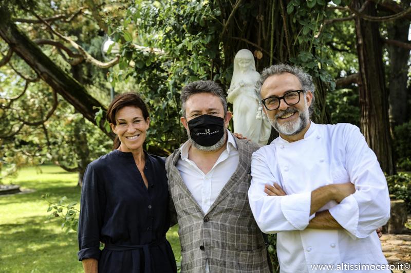 945mo Meeting VG @ Casa Maria Luigia - Chef Massimo Bottura - Stradella Bonaghino (MO)