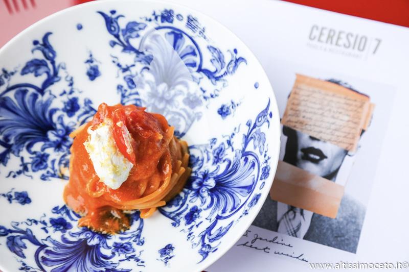 Ceresio 7 Pools & Restaurant - Chef Elio Sironi - Patron L.Pardini - E.Grassi - M.Civitelli