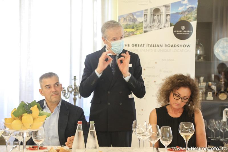 946mo Meeting VG @ Ristorante Gambero - Patron Famiglia Gavazzi - Calvisano (BS)