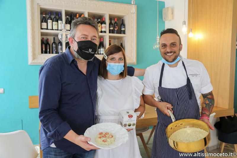 948mo Meeting VG @ Ristorante Maragoncello - Montichiari (BS) - Chef Mario Lerice, Patron Vania -