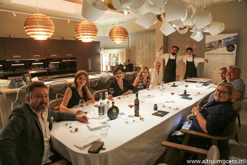 949mo Meeting @ Ristorante Aimo e Nadia - Milano - Chef Alessandro Negrini e Fabio Pisani