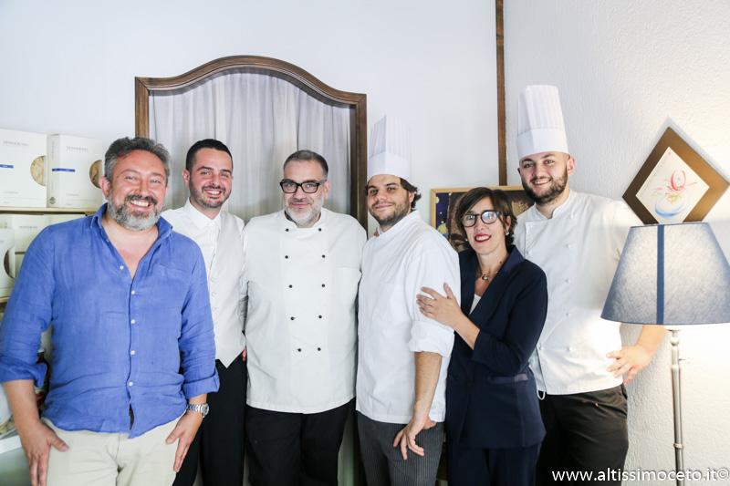 Ristorante Badalucci - Lugano, Svizzera - Chef Marco Badalucci