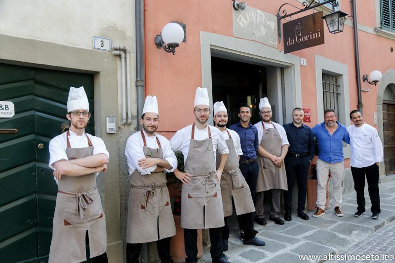Ristorante Da Gorini - San Piero in Bagno (FC) - Chef Gianluca Gorini