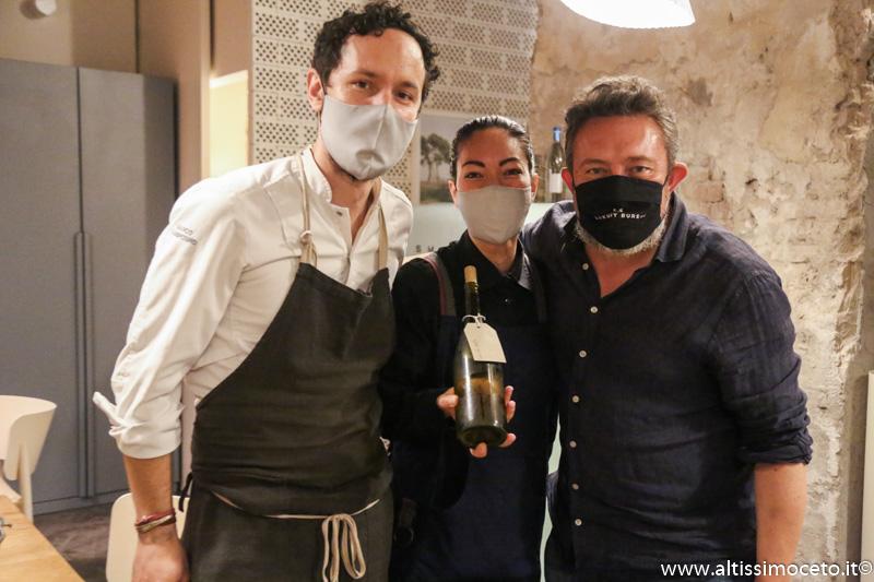 Ristorante 28 Posti, Milano (MI) - Chef Marco Ambrosino - Patron Silvia Orazi