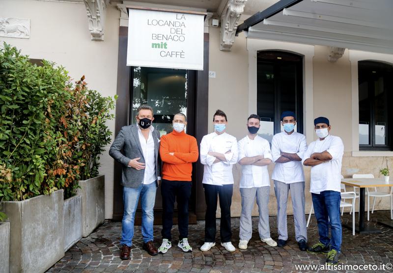 Locanda del Benaco Hotel e Ristorante - Salò (BS) - Patron famiglia Briarava