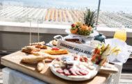 Hotel Villa del Mare, Ristorante Alto Rooftop - Cervia (RA) - GM Claudio Amadori, Chef Davide Modesti