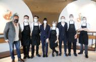 Bolle Restaurant - Lallio (BG) - Chef Marco Stagi, Patron Angelo Agnelli