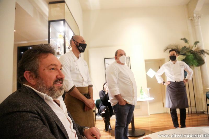#Staycation @ Hotel I Portici - Bologna (BO) - Chef Resident Gianluca Renzi, Chef Ospiti Daniele Bendanti & Massimiliano Poggi