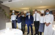 Ristorante Ottocentodieci (810) - Sannazzaro de' Burgondi (PV) - Patron Annalisa Magri, Chef Rigels Tepshi