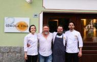 Semola Fina - Chef/Patron Manuel Merlo e Sofia Omodeo - Madonna di Campiglio (TN)